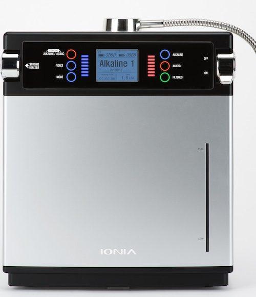 230TL ionizator de apa cu 12 placi