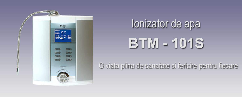 Ionizator de apa Biontech BTM 101S